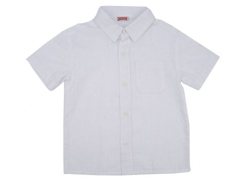 Chemises Pour Garçon Zeyland Blanc(104370216)