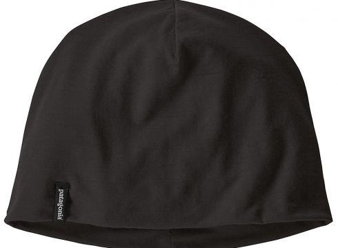Patagonia Overlook Merino Wool Liner Beanie zwart(105035358)