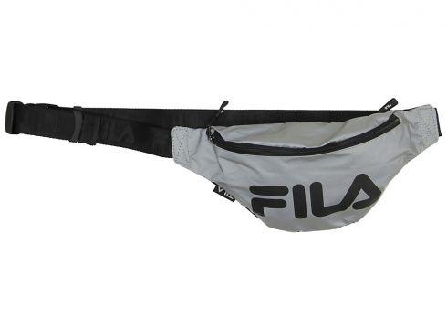 Fila Slim Reflective Hip Bag grijs(94104931)