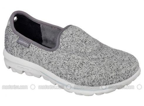 Shoe - Gray - Skechers(100916096)