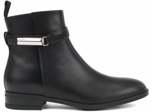 BOSS Ankle Boots Jean Strap Bootie-C(106679807)
