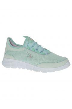 Vty Mint Yeşili Kadın Sneaker(109221026)