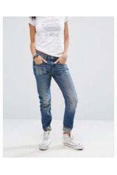 G-Star - Arc 3D - Boyfriend-Jeans mit tiefer Taille - Blau(95027928)