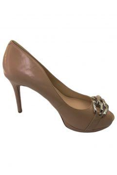 Nine West Hakiki Deri Naturel Kadın Topuklu Ayakkabı(124522157)