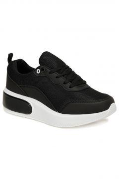 Torex Siyah Beyaz Kadın Sneaker(124208276)