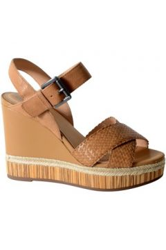 Sandales Geox Sandale D YULIMAR C - GOAT LEA PR.BUFF(115501427)
