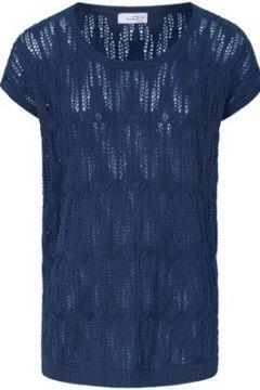 Rundhals-Pullover Looxent blau(110580160)