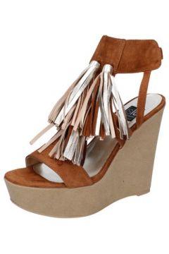 Sandales Islo sandales marron daim BZ518(88470301)