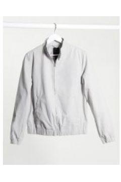 New Look - Giubbino grigio chiaro(120240042)