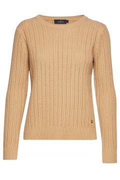 Elicia Knit Strickpullover Beige MORRIS LADY(114152050)