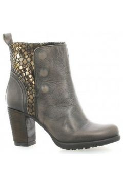 Bottines Life Boots cuir(115611098)