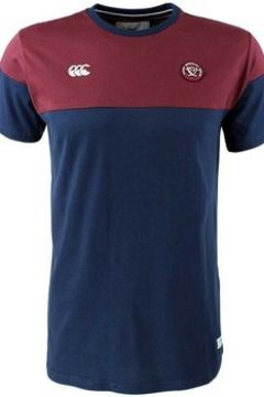 T-shirt Canterbury Tee Shirt rugby Union Bordeaux(115408508)
