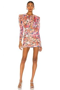 Мини платье peony - ROCOCO SAND(125446452)