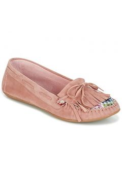 Chaussures Ippon Vintage MOC-WAX-ROSE(115390773)
