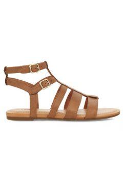 UGG Mahalla Sandalen für Damen aus Leder in Almond Größe 40(125159308)