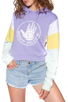 Pullover à Capuche Femme Body Glove Heritage Logo - Frosted Lavender(111322827)