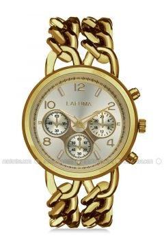 Golden tone - Watch - Lafuma(110316902)