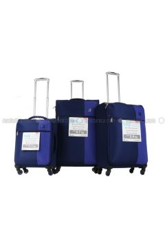 Navy Blue - Suitcases - İt Luggage(110328916)