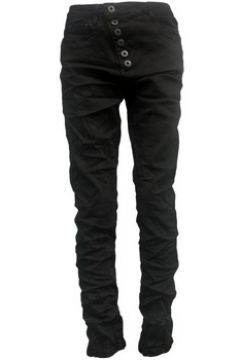 Jeans By La Vitrine Jeans noir B3021-H(101771205)