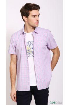 Мужские рубашки с коротким рукавом(109015304)