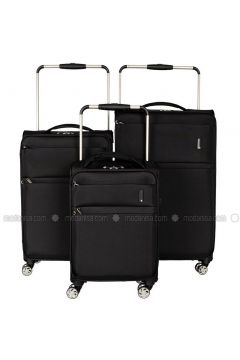 Black - Suitcases - İt Luggage(110328919)