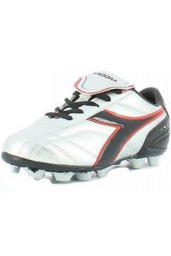 Chaussures de foot enfant Diadora 750 II Mid JR Scarpini Argento(98458056)