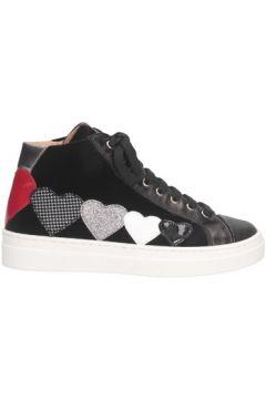 Chaussures enfant Romagnoli 4702-801 Basket Enfant Noir(127991261)