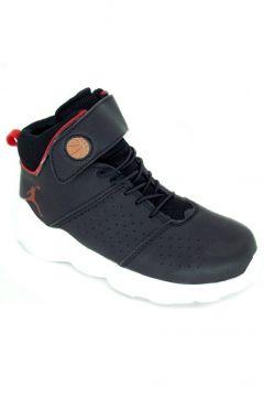 TRENDY Erkek Çocuk Siyah Basketbol Ayakkabısı 10010018 Cool K-31(118056068)