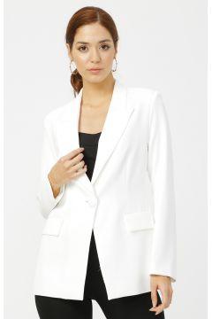 Random Kırık Beyaz Ceket(114005014)