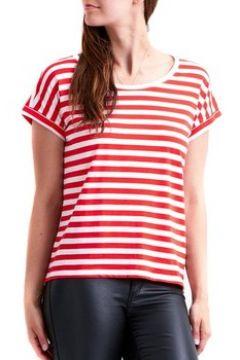 T-shirt Vila VIDREAMERS PURE T-SHIRT LUX LISTAS(115496697)