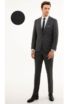 Pierre Cardin Slim Fit Lacivert Takım Elbise(124927282)