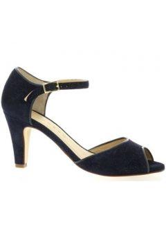 Chaussures escarpins Ambiance Escarpins cuir laminé(127910297)