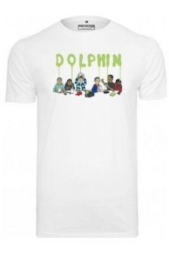 T-shirt Pink Dolphin T-shirt avec imprimé Supper(127968879)