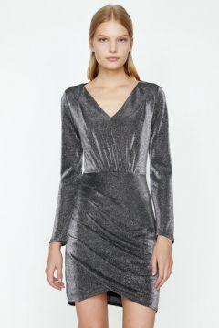 Koton Kadın Sim Detayli Elbise(117897221)