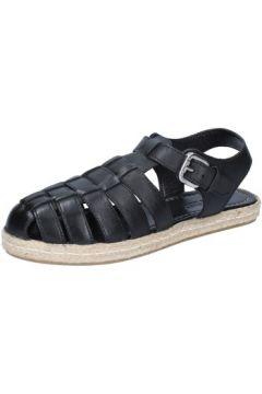 Sandales E...vee E...sandales noir cuir BY186(115400985)