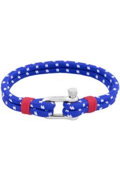 Bracelets Rochet Bracelet en Tissu Argenté Homme(115459357)