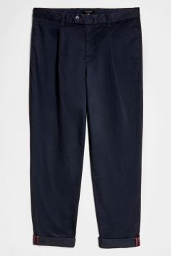 Relaxed Fit Chino Trousers(118147891)