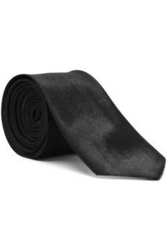 Cravates et accessoires Kebello Cravate satin fait main H Noir(127895433)