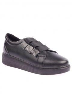 NO NAME Dgn 398 Bayan Üstü 3 Lastik Bant Sneakers Ayakkabı 20y(117597956)