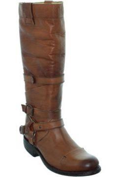 Bottes Sendra boots Bottes City Salvaje en cuir ref_sen36073-miel(98754750)