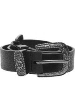 Firetrap Double Buckle West Belt Ladies - Black(108466516)