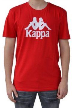 T-shirt Kappa AUTHENTIC ESTESSI SLIM ROSSA(115514218)