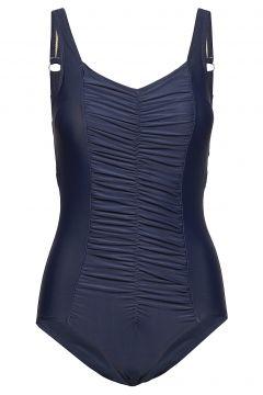 Swimsuit Valentina Badeanzug Bademode Blau WIKI(112084855)