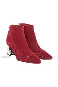 Maroon - Boot - Boots - Mecrea(110323256)