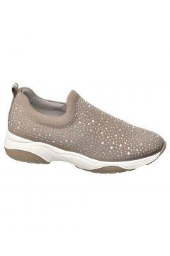 Venice Pembe Bağcıksız Ayakkabı(116835687)