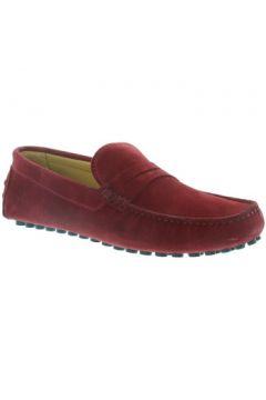 Chaussures Les Mocassins Tropéziens Mocassins les tropéziens ref_lmc43296 Bordeaux(98500804)