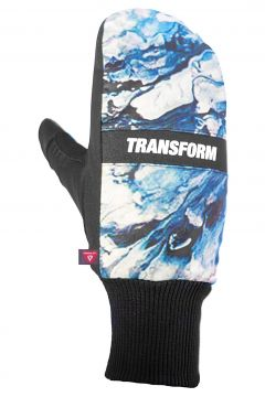 Gants de ski Transform Brage Richenberg Mitt - Tiedye(111328815)