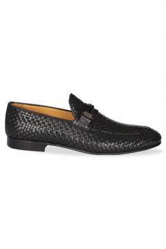 Vario Erkek Siyah Klasik Ayakkabı 5 mm(124470894)