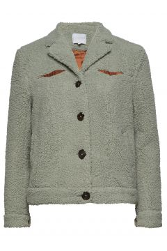 Jacket In Curly Quality Blazer Jackett Grün COSTER COPENHAGEN(114151788)