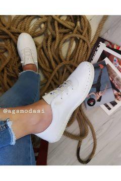 Park Moda Neyneva Bayan 1622 Bağlı Saraçlı Ayakkabı(124525332)